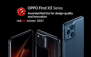 Oppo Find X3 Pro Wins the Red Dot Award for Its Gorgeous Product Design