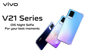 Vivo V21 5G Series Pakistani Launch Expected in mid-May; To Bring 44MP OIS-assisted Selfie Camera