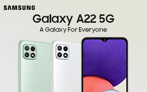 Samsung Galaxy A22 5G Expected Prices in Pakistan (Leaked Online); Meet Samsung's Next Affordable 5G
