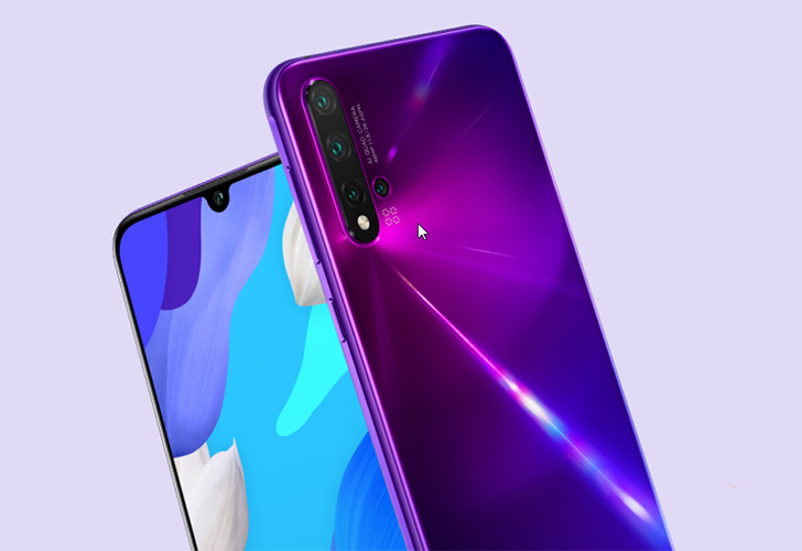 Image result for Honor 9X Pro