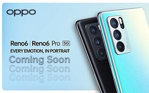 Mid-range Oppo Reno 6 5G and Reno 6 Pro 5G Coming to Pakistan Next Month