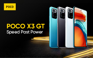 Xiaomi's POCO X3 GT to Launch in Pakistan Soon with a 5,000mAh Battery and 67W Fast Charging