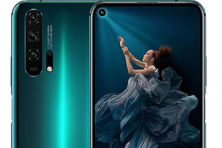 HONOR 20 Pro Wins EISA Lifestyle Smartphone 2019-2020 Award