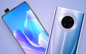 Huawei Y9a Leaked in Promotional Posters, Features a Mate-30-esque Design and 40W Fast Charging