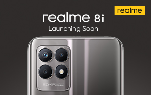 Realme 8i Product Mockups and Specification Sheet Featured in a New Leak
