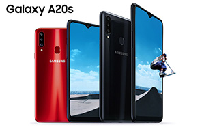 Samsung Galaxy A20s announced Globally after the Malaysian launch, may soon arrive in Pakistan