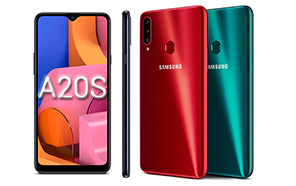 Samsung Galaxy A20s is finally here, Launched alongside the new 128GB variant of Galaxy A30s