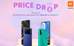 POCO M3, Redmi 9T Prices in Pakistan Slashed; Save Up to Rs. 2000 on These Budget Xiaomi Phones