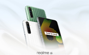 Realme 6i is Now Official, the First Model of the Realme 6 Series Arrives in Pakistan