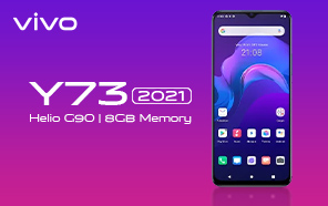 Vivo Y73 2021 Featured on Multiple Certification Websites; Specifications and Design Uncovered