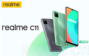Realme C11 Spotted at an Online Store just days before its Official launch; Showcases the Complete Specifications