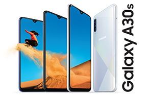 Samsung Galaxy A30s Launched quietly in Pakistan, Galaxy A50s is also expected to be unveiled soon