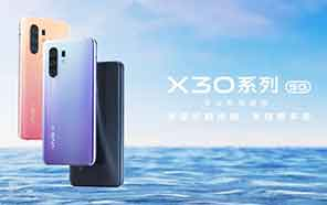 Vivo X30 5G Teased Officially; has a Punch-hole Display and a Super Telephoto Periscope Camera