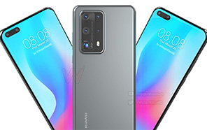 Huawei P40 Pro Premium Concept Video Highlights the Penta Camera Setup and Huge Curved Display