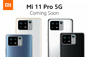 Xiaomi Mi 11 Pro Leaked in a New Marketing Poster; 120X Zoom and 120W Fast Charging