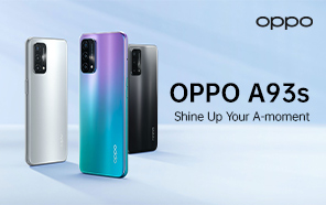 OPPO A93s 5G Specification Sheet, Color Options, Launch Date, and Pricing Leaked Online
