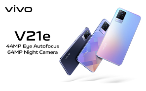 Vivo V21e is all set to launch in Pakistan tomorrow; Here are the pricing and availability details