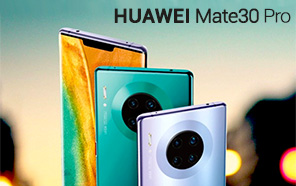 Huawei Mate 30 Pro's alleged leaked image confirms all previous design speculations!