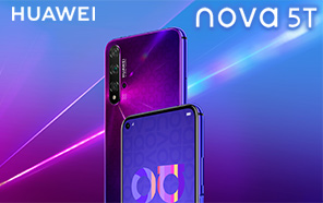 Huawei Nova 5T launched in Malaysia, coming soon to Pakistan with Quad Cameras, Kirin 980 & 8GB of RAM