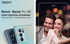 OPPO Reno 6 Pro and Reno6 are Coming to Pakistan Next Month; Launch Officially Teased