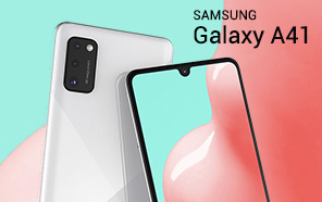 Samsung Galaxy A41 Appears in 360-degree CAD Renders; A Tame Mid-ranger With a Circular Notch
