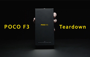 Xiaomi POCO F3 Teardown Video Reveals Flagship-grade Internal Hardware and Features