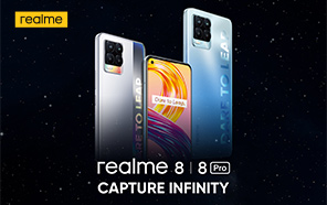 Realme 8 Pro and Realme 8 Launched in Pakistan; Up for Pre-ordering Now with Free Buds Classic