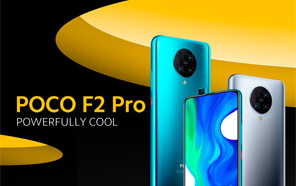Xiaomi Poco F2 Pro Lands in Malaysia, Rest of Asia to Follow soon; Features a Pop-up Camera, SD 865, and More