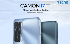 Tecno Camon 17 and Camon 17 Pro are Coming to Pakistan Next Month; Here is the Launch Timeline