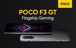 Xiaomi POCO F3 GT Official Teaser Out; The Gaming Phone Powered by the Dimensity 1200 is Coming Soon