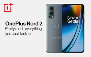 OnePlus Nord 2 Leaked in High-quality Product Mockups, Featuring its Design and Specs