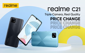 Realme C21 price in Pakistan massively slashed; Save up to Rs. 5,000 on this entry-level Phone