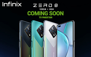 Infinix Zero 8 Announced: A Solid Value Flagship with a Fresh Design is Coming Soon to Pakistan