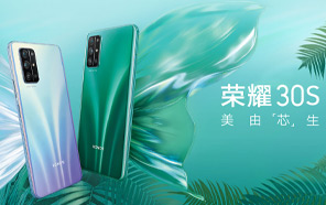Honor 30S and Honor Play 9A Go Official; Honor Covering All Bases?