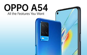 OPPO A54 is Coming; Officially Announced with Entry-level Features and a Shimmering Design
