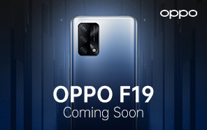 OPPO F19 is Coming Soon with a Sleek Design, 48MP Triple-Camera & 5,000mAh Battery; Official Promo is Out