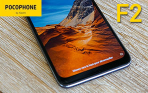 Xiaomi PocoPhone F2 will arrive with a water-drop notch, screen protector leaked