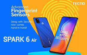 Tecno Spark 6 Air Might Come Soon to Pakistan with a Giant Display and a Triple Camera