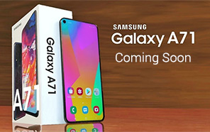Samsung Galaxy A71 Spotted on Geekbench, coming soon with updated specs & better cameras