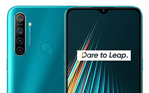 Realme 5i is all set to launch on January 6, Specifications and Design Revealed