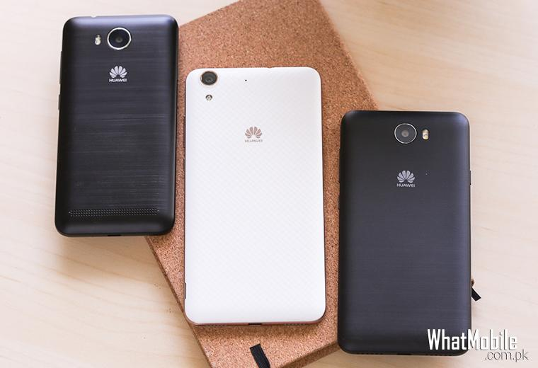 Huawei Y6II First Look - What Mobile