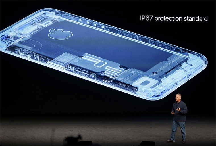 ip67 protection standard