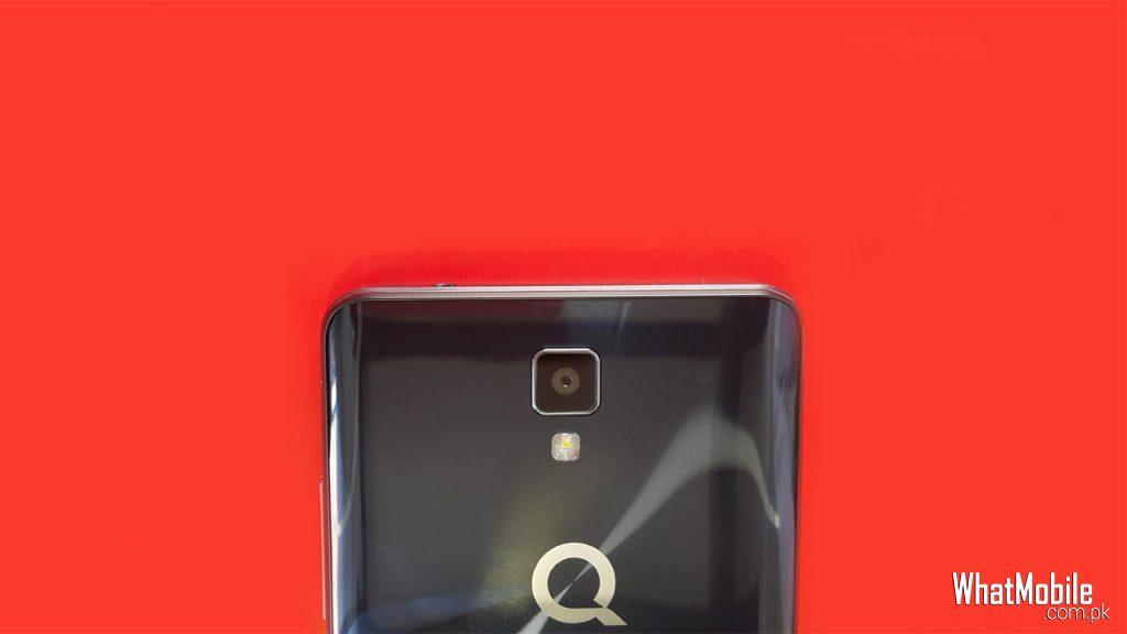 QMobile Noir J7 Back Camera
