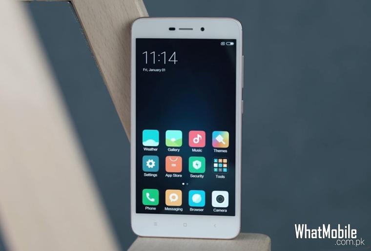 Xiaomi Redmi 4A Front Panle