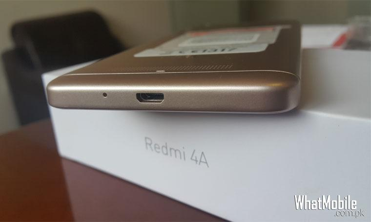 Xiaomi Redmi 4A USB