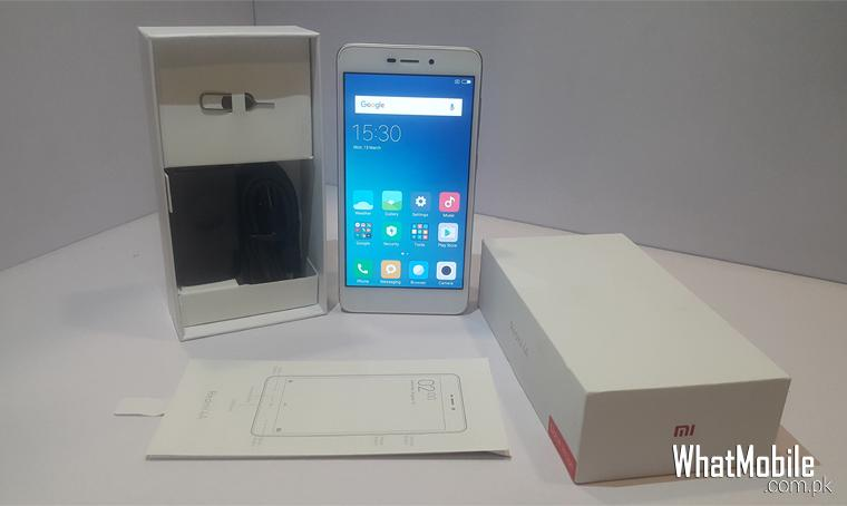 Xiaomi Redmi 4A Unboxing