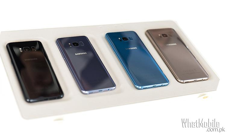 S8 color availibility