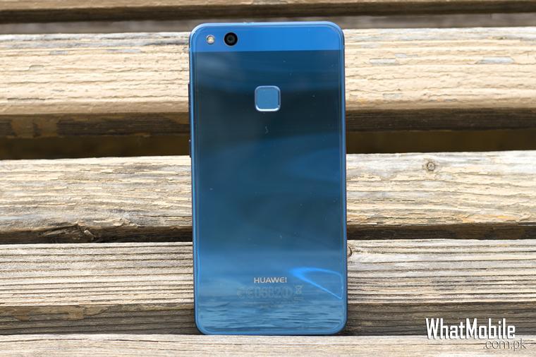 Huawei P10 lite back